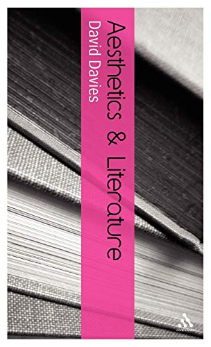 9780826496119: Aesthetics and Literature (Bloomsbury Aesthetics)
