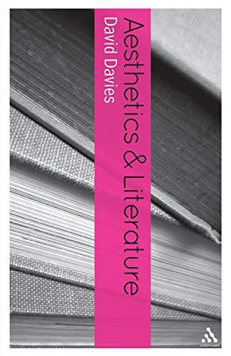 9780826496126: Aesthetics and Literature (Bloomsbury Aesthetics)