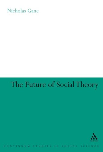 9780826496416: Future of Social Theory (Continuum Collection S.)