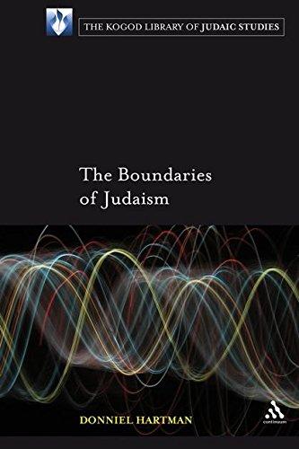 9780826496645: The Boundaries of Judaism (The Robert and Arlene Kogod Library of Judaic Studies)