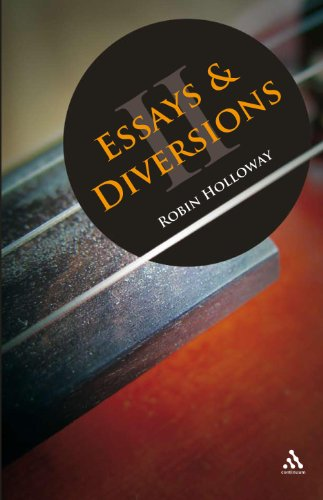 9780826497284: Essays and Diversions (v. 2)