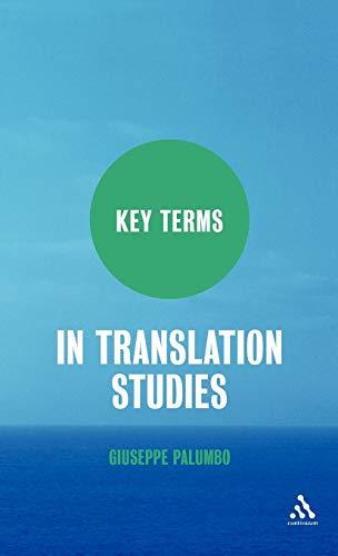 9780826498243: Key Terms in Translation Studies