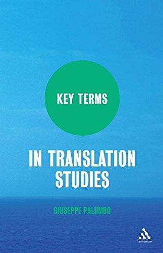 9780826498250: Key Terms in Translation Studies