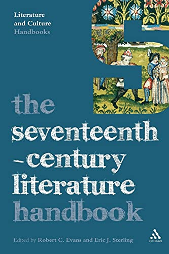 9780826498502: The Seventeenth-Century Literature Handbook (Literature and Culture Handbooks)