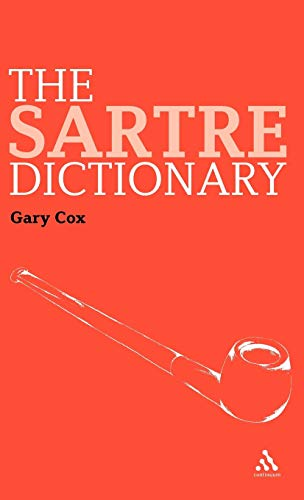 The Sartre Dictionary: Gary Cox