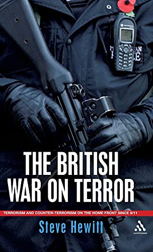 9780826498991: The British War on Terror: Terrorism and Counter-Terrorism on the Home Front Since 9-11