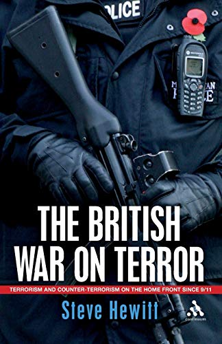 9780826499004: British War on Terror: Terrorism and Counter-Terrorism on the Home Front Since 9/11