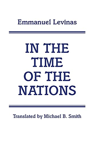 9780826499042: In the Time of the Nations (Continuum Impacts)