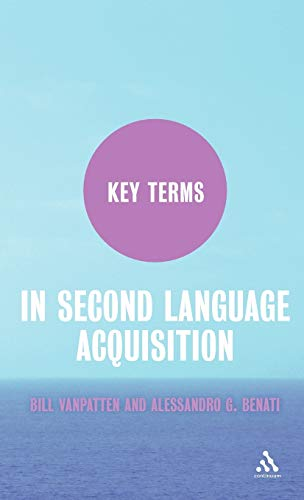 9780826499141: Key Terms in Second Language Acquisition