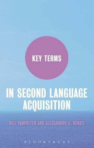 9780826499158: Key Terms in Second Language Acquisition