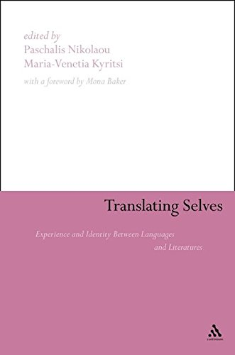9780826499264: Translating Selves: Experience and Identity Between Languages and Literatures