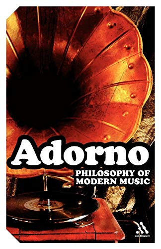 9780826499608: Philosophy of Modern Music (Continuum Impacts)