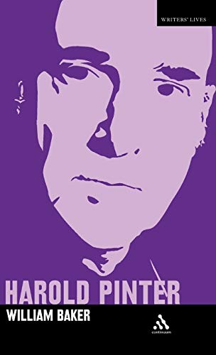 9780826499707: Harold Pinter (Writers Lives)