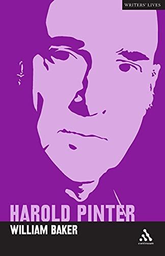 9780826499714: Harold Pinter (Writers Lives)