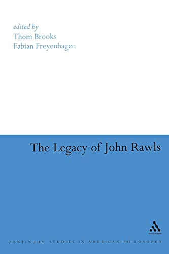 9780826499875: The Legacy of John Rawls (Continuum Studies in American Philosophy)
