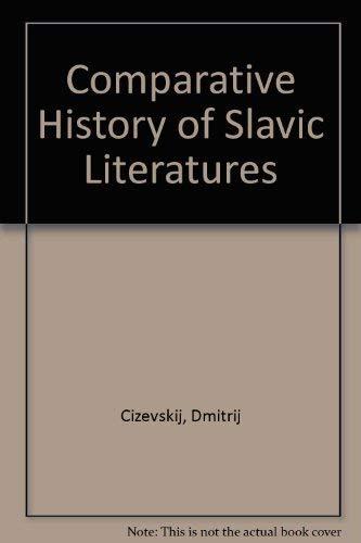 9780826511591: Comparative History of Slavic Literatures