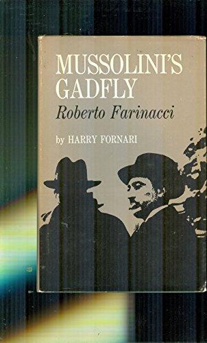 9780826511676: Mussolini's Gadfly: Roberto Farinacci