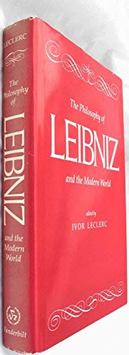 9780826511812: Philosophy of Leibniz and the Modern World