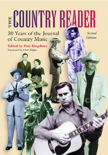 9780826512789: The Country Reader: 25 Years of the Journal of Country Music