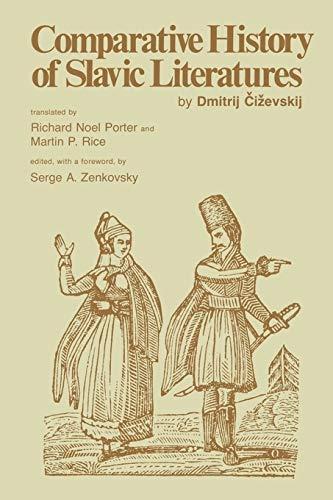 9780826513717: Comparative History of Slavic Literature