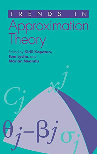 Trends in Approximation Theory (Hardback)