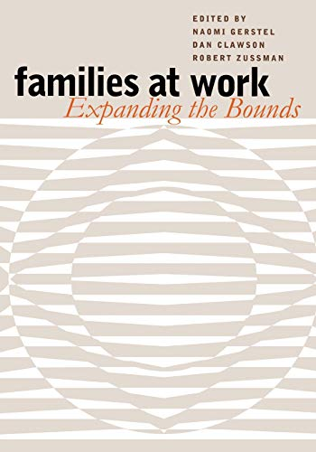 9780826513984: Families at Work: Expanding the Bounds