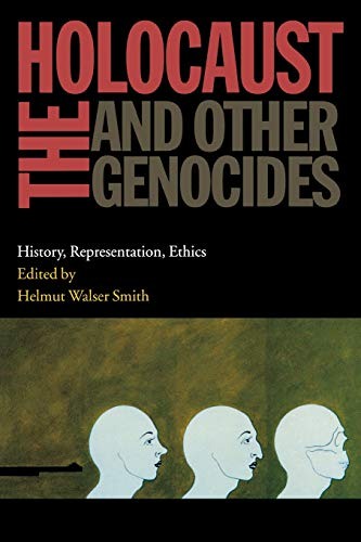 9780826514035: The Holocaust and Other Genocides: History, Representation, Ethics
