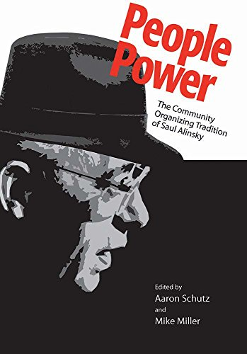 9780826520425: People Power: The Community Organizing Tradition of Saul Alinsky
