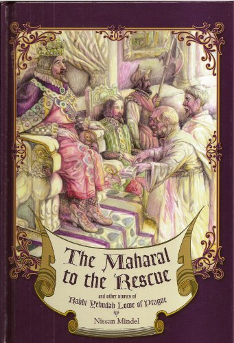 9780826600325: Maharal to the Rescue: And Other Stories of Rabbi Yehudah Loew of Prague