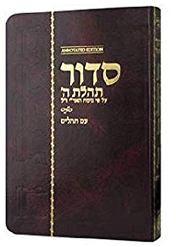 9780826601568: Siddur Annotated Hebrew Compact Edition (Hebrew Edition)