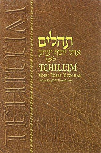 Tehillim Ohel Yosef Yitzchok With English: King David, Rabbi