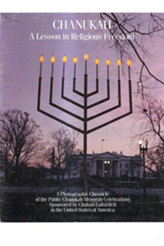9780826603777: Chanukah - A Lesson In Religious Freedom