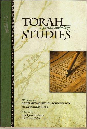9780826604934: Torah Studies
