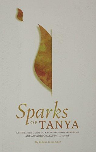9780826608321: Sparks of Tanya - Likkutei Amarim
