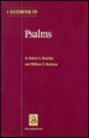 9780826701190: A Handbook on Psalms (HELPS FOR TRANSLATORS)