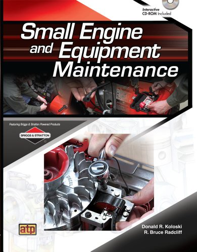 9780826900449: Small Engine and Equipment Maintenance
