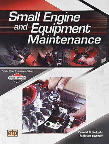 9780826900487: Small Engine and Equipment Maintenance