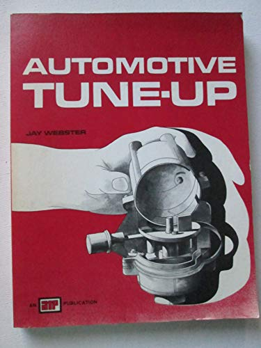 Automotive Tune-up (0826902561) by Jay Webster