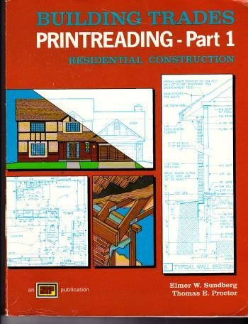 9780826904416: Building Trades Printreading: Residential Construction