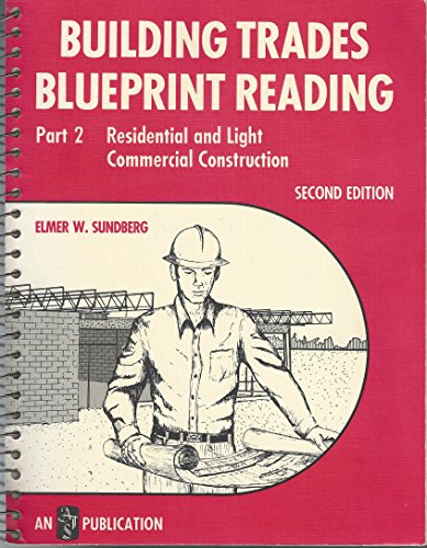 Blueprint reading building trades abebooks building trades blueprint reading part 2 residential sundberg elmer w malvernweather Gallery