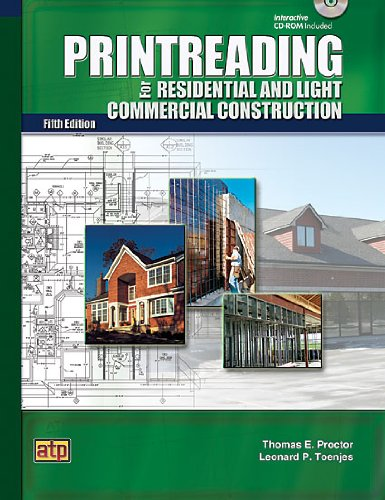 9780826904683: Printreading for Residential and Light Commercial Construction