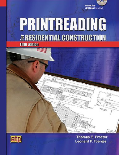 9780826904782: Printreading for Residential Construction, 5th Edition