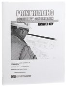 9780826904799: Printreading for Residential Construction Answer Key