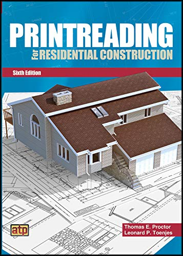 9780826904942: Print Reading For Residential Construction 6TH ED