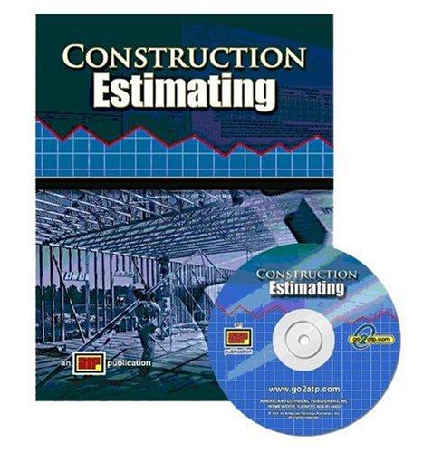 9780826905437: Construction Estimating