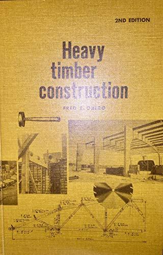 9780826905802: Heavy Timber Construction