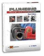 9780826906311: Plumbing: Design and Installation