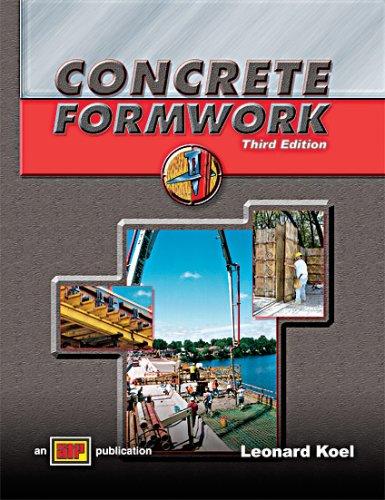 Concrete Formwork: Leonard Koel