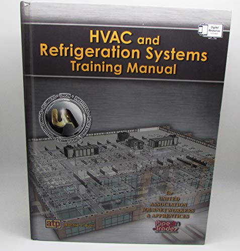 9780826907844: Hvac and Refrigeration Systems Training Manual