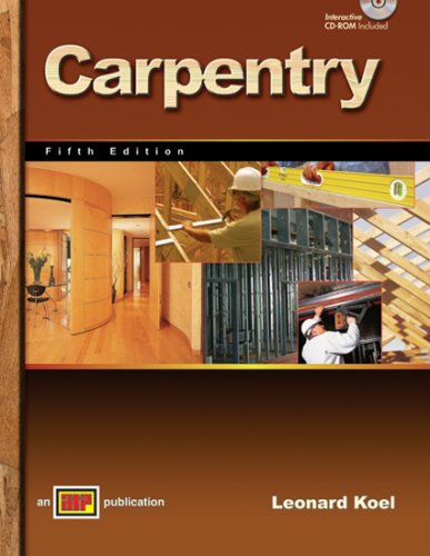 9780826908001: Carpentry 5th Edition